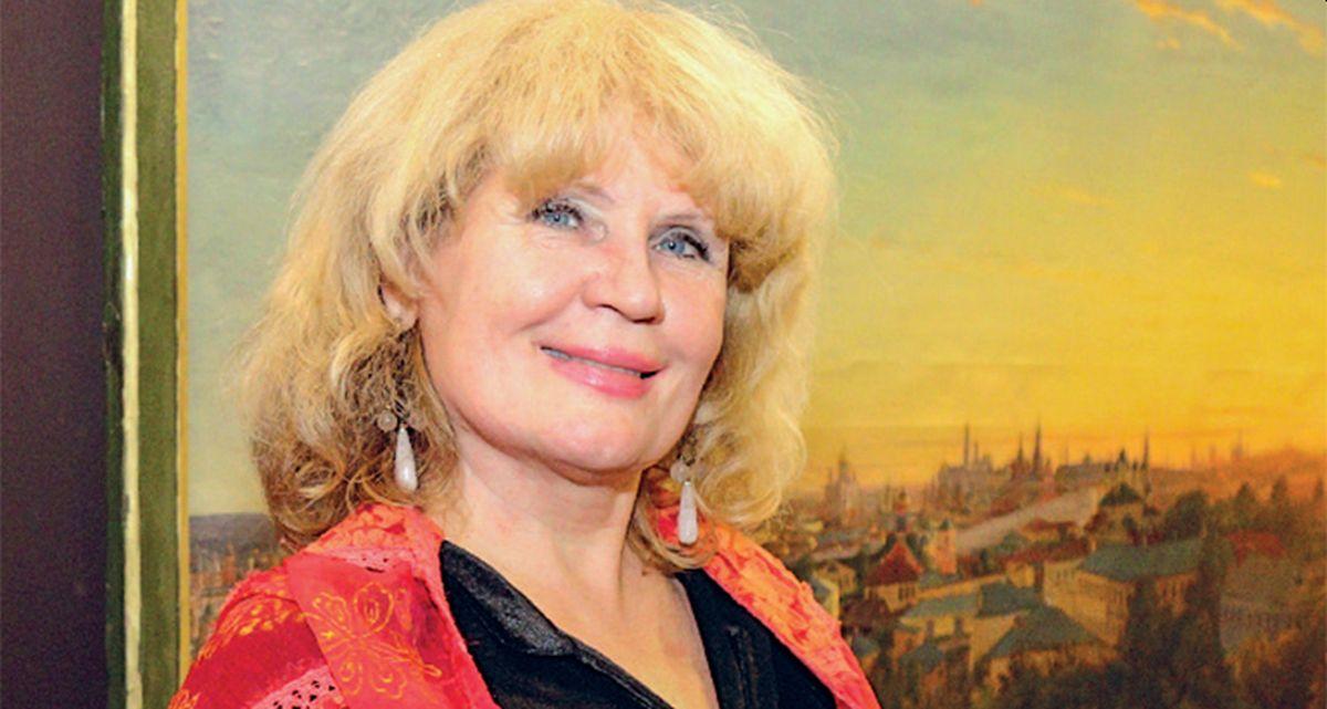 Елена Полтавская