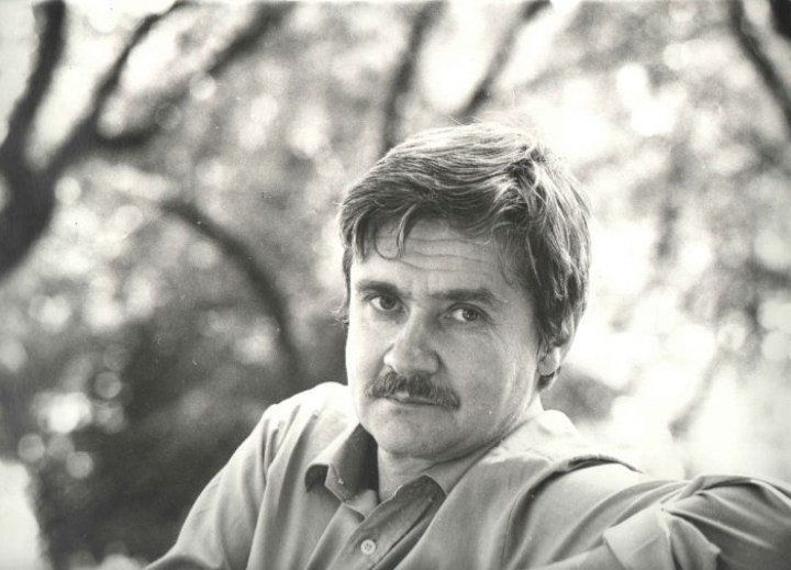 Сергей Николаевич Есин