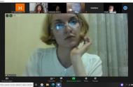 Таисия Фролова на конференции