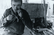 Евгений Попов в Якутии. 1967 год. Фото из личного архива Евгения Попова / ng_exlibris