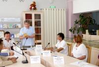 Участники заседания