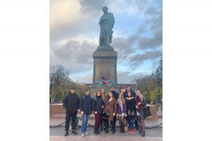Культурный туризм студентов Литинститута