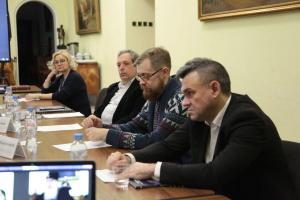 Заседание Издательского совета