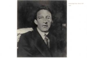 Александр Блок. Июнь 1921 года.