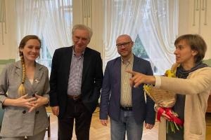 И.О.Шайтанов, С.А. Чередниченко