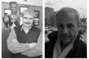 Сергей Есин, Геннадий Красников