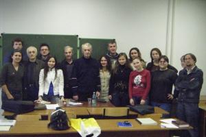 Встреча семинара Г.Н. Красникова с Владимиром Костровым 2008 г.