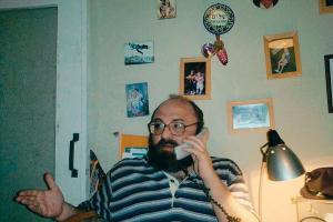 Игорь Меламед. Фото с сайта foma.ru