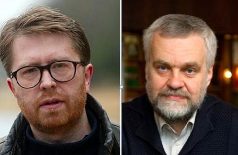 Андрей Геласимов и Алексей Варламов