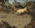 Жан-Франсуа де Труа. Ясон укрощает быков Ээта / Коллаж: Валентина Ильина