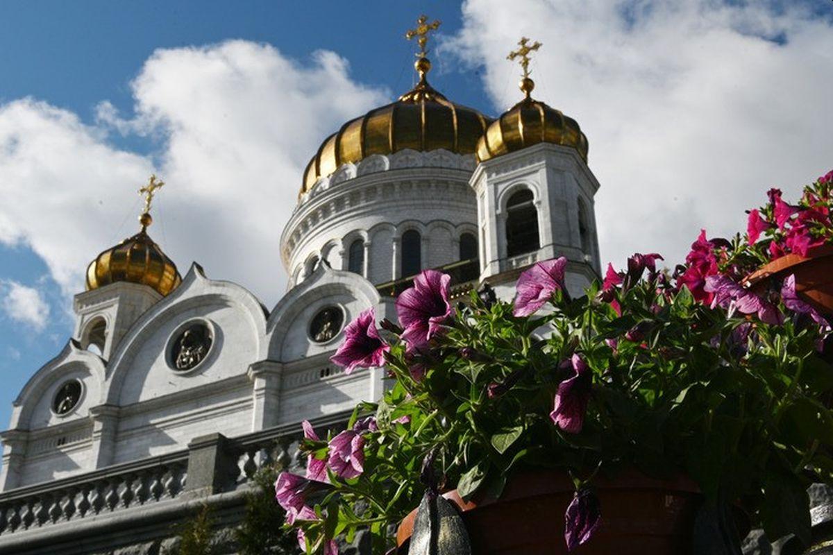 Храм Христа Спасителя / Фото: patriarchia.ru